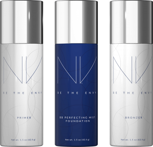 NV, New, Jeunesse, Spray on Foundation