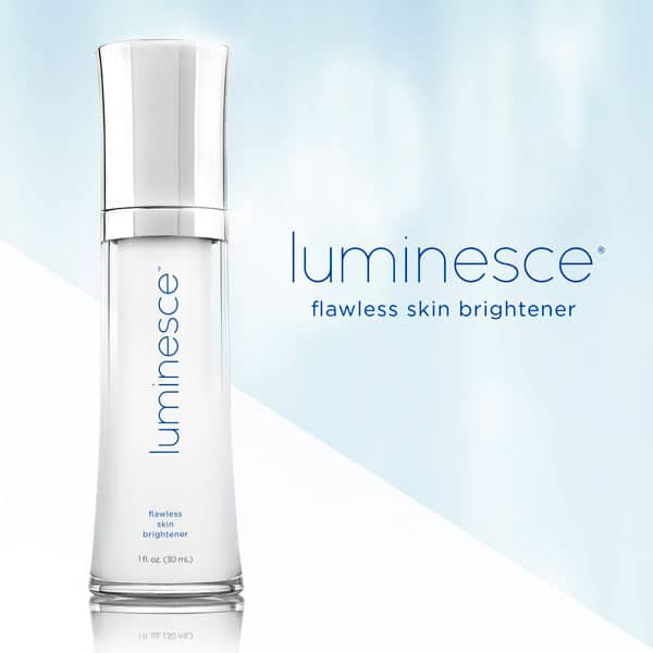 Luminesce flawless skin brightener, Luminesce radiant skin brightener
