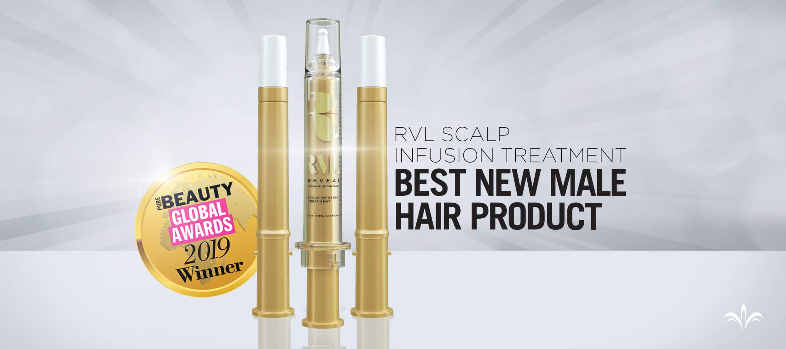 RVL Best Men's Hair Care