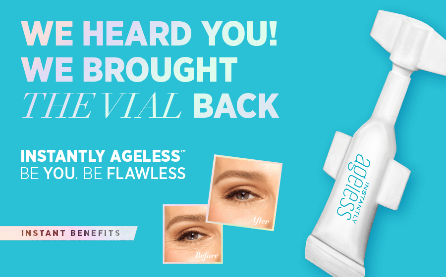 Instantly Ageless Vials