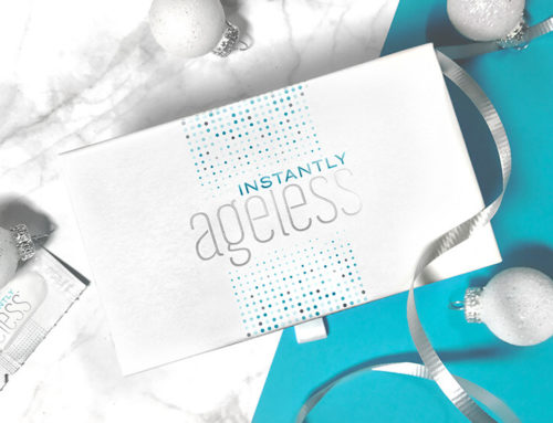 All is Calm, All is Bright with Instantly Ageless