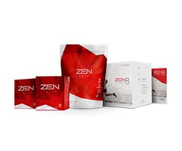 Zen Thrive Package, Jeunesse Global Weight Loss