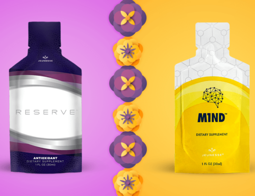 Spring Clean Your Health with Jeunesse's RESERVE and M1ND